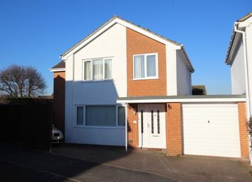 Thumbnail 4 bed detached house for sale in Belmont Close, Bridgwater
