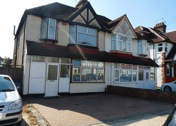 Thumbnail 3 bed semi-detached house to rent in Glendale Gardens, Wembley