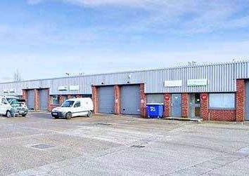 Thumbnail Warehouse to let in Unit 75, Whitby Road, The Clipstone Estate, Slough