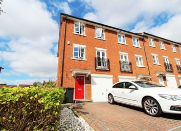Thumbnail 4 bedroom town house to rent in Serotine Close, Knowle, Fareham