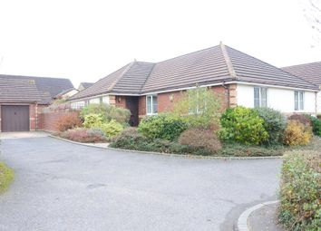 Thumbnail 3 bed detached bungalow for sale in River View, Gillingham