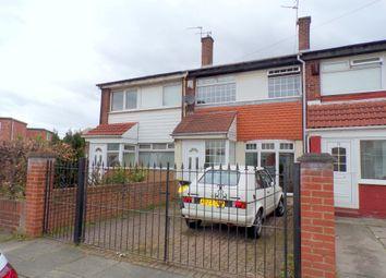 Thumbnail 3 bedroom terraced house for sale in Finchale Terrace, Jarrow