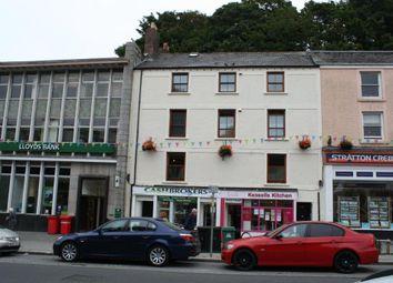 Thumbnail 1 bedroom flat to rent in Killigrew Place, Killigrew Street, Falmouth