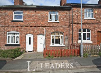 Thumbnail 2 bed terraced house to rent in Solvay Road, Northwich