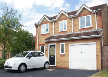 Thumbnail 4 bed detached house for sale in The Pinfold, Markfield