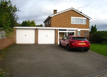 Thumbnail 4 bed detached house for sale in Cotswold Drive, Finham, Coventry