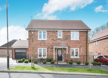 Thumbnail 4 bed detached house for sale in Nightingale Grove, South Normanton, Alfreton