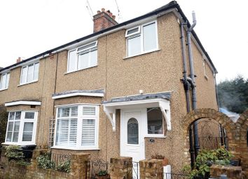 Thumbnail 3 bedroom semi-detached house for sale in Walton Road, Bushey