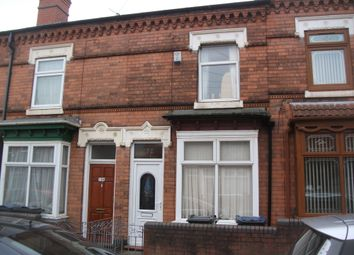 Thumbnail 2 bed terraced house to rent in Normandy Road, Perry Barr, Birmingham