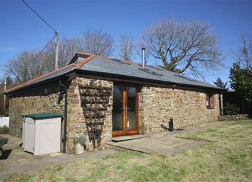 Thumbnail 3 bed barn conversion for sale in Chilsworthy, Holsworthy
