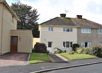Thumbnail 3 bed semi-detached house for sale in The Close, Johnston, Haverfordwest