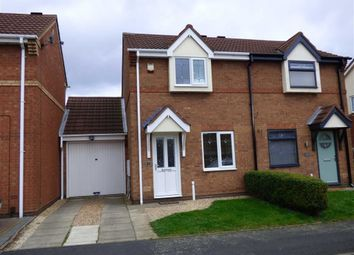 Thumbnail 2 bedroom semi-detached house for sale in Honeybourne Way, Willenhall, West Midlands