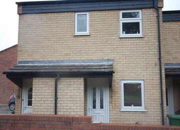 Thumbnail 1 bed terraced house to rent in John O'gaunts Way, Belper