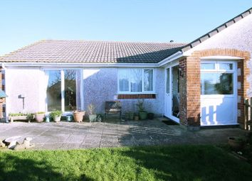 Thumbnail Bungalow to rent in Heather Meadow, Fraddon, St. Columb