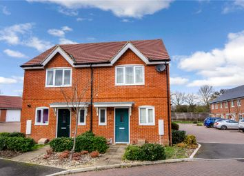 Thumbnail 2 bed semi-detached house for sale in Fawn Drive, Three Mile Cross