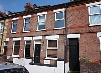 Thumbnail 2 bedroom terraced house for sale in Malvern Road, Luton