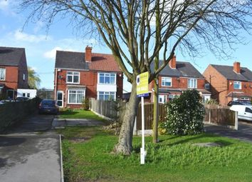 Thumbnail 3 bed semi-detached house for sale in Braithwell Road, Ravenfield