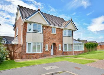 Thumbnail 4 bed detached house for sale in Laurel Bank, Whitehaven