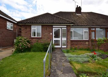 Thumbnail 3 bed semi-detached bungalow for sale in Tensing Gardens, Billericay, Essex