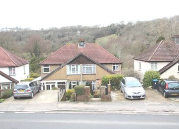 Thumbnail 3 bed semi-detached house for sale in Hillbury Road, Warlingham, Surrey