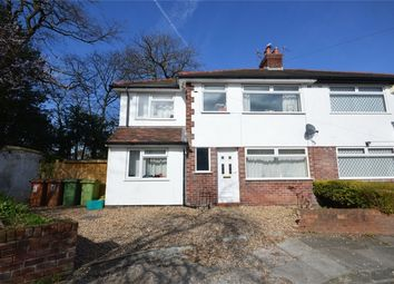 Thumbnail 4 bed semi-detached house for sale in Foxcovers Road, Bebington, Merseyside