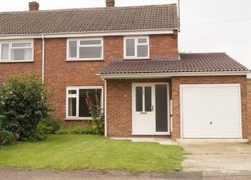 Thumbnail 3 bed detached house to rent in Neale Close, Cherry Hinton, Cambridge