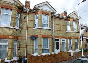 Thumbnail 2 bed terraced house to rent in Grove Road, Folkestone