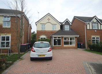 Thumbnail 3 bed detached house for sale in Wrenswood Drive, Ellenbrook, Manchester