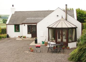 Thumbnail 3 bedroom cottage for sale in Little Ervie, Kirkcolm