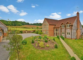 Thumbnail 5 bed detached house for sale in Rivers Edge, Wooburn Green, High Wycombe