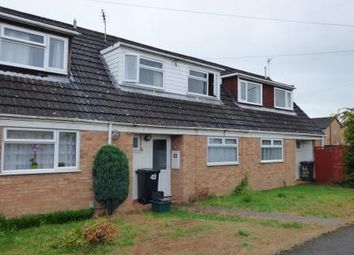 Thumbnail 2 bed terraced house to rent in Darell Close, Quedgeley, Gloucester