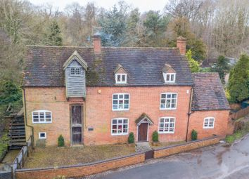 Thumbnail 5 bed detached house for sale in Henwood Lane, Catherine-De-Barnes, Solihull