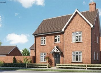 Thumbnail 3 bedroom semi-detached house for sale in The Kite At Chiswell Place, New Cardington, Bedfordshire