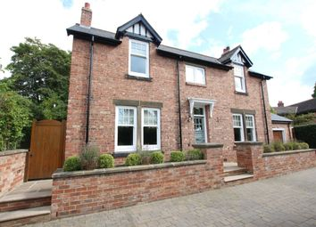Thumbnail 4 bed detached house for sale in Strathmore Road, Rowlands Gill