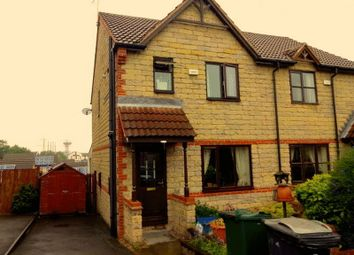 Thumbnail 3 bed semi-detached house for sale in Appleton Close, Dalton, Rotherham