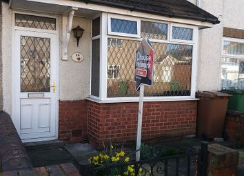 Thumbnail 3 bed terraced house for sale in Granville Street, Grimsby, Lincolnshire