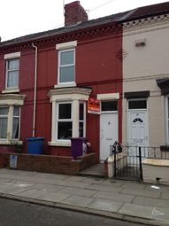 Thumbnail 3 bed terraced house for sale in 88 August Road, Liverpool
