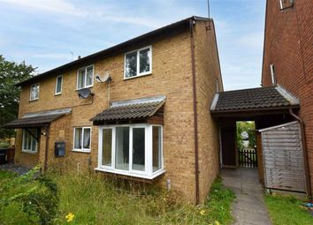 Thumbnail 2 bed terraced house to rent in Senwick Drive, Wellingborough