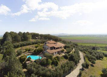 Thumbnail 8 bed villa for sale in Castiglione Della Pescaia, Grosseto, Toscana