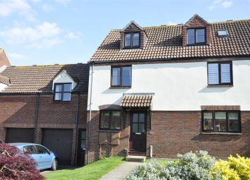 Thumbnail 3 bed terraced house for sale in Bazley Square, Exeter