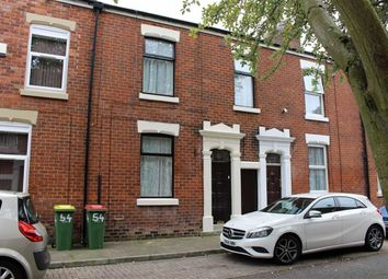 Thumbnail 3 bedroom terraced house for sale in Jemmett Street, Preston