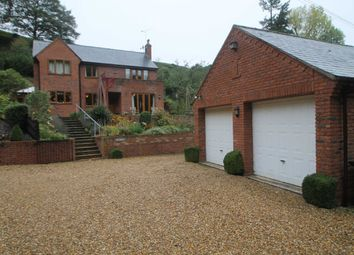 Thumbnail 4 bed detached house for sale in Snailbeach, Shrewsbury