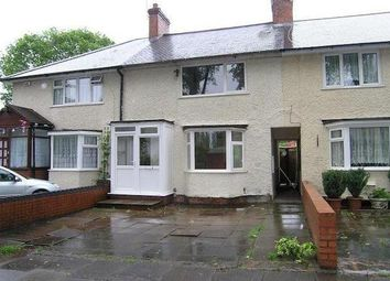 2 bed terraced house to rent in Wold Walk, Moseley, Birmingham B13