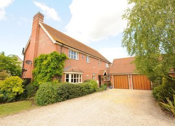 Thumbnail 5 bed detached house for sale in The Causeway, Steventon