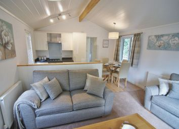 Thumbnail 2 bed mobile/park home for sale in Fallbarrow Holiday Park, Rayrigg Road, Windermere