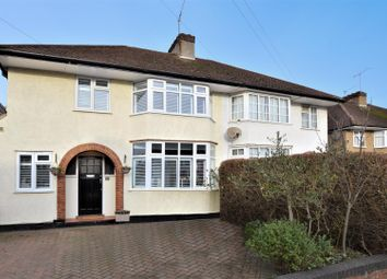 Thumbnail 4 bed property for sale in Edward Close, St.Albans