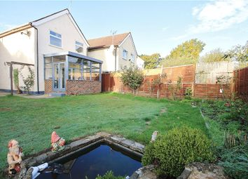 Thumbnail 3 bed detached house to rent in Beverley Close, Addlestone, Surrey