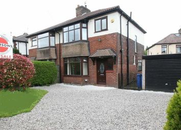 Thumbnail 3 bed property for sale in Sedgley Avenue, Rochdale