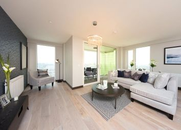 Thumbnail 3 bed flat for sale in Telcon Way, Greenwich