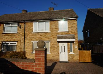 Thumbnail 3 bed semi-detached house for sale in Copley Crescent, Doncaster